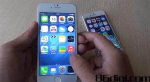 Le premier clone de l'iPhone 6 en action (vidéo)