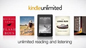 Kindle Unlimited : Amazon lance le Netflix du livre numérique