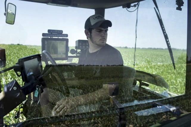 Le numérique envahit les fermes américaines