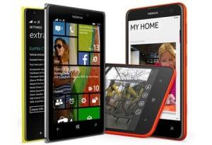Nokia déploie la mise à jour Cyan sur ses Lumia 625 et 925