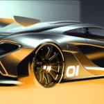 McLaren P1 GTR Design Concept : voilà à quoi va ressembler le futur monstre de McLaren