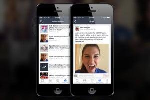 Facebook lance Mentions, un outil d'e-reputation réservé aux stars