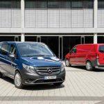 En version de base, le nouveau Vito est animé par un diesel Renault.