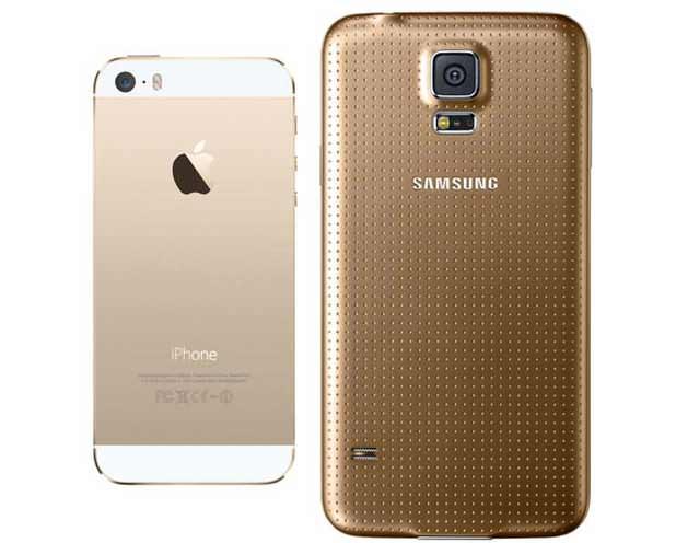 Smartphones : Samsung recule, Apple rattrapé par Huawei