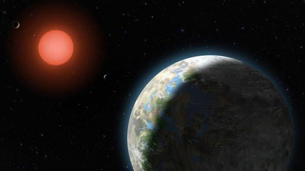 La planète 581g, première candidate au titre de planète potentiellement habitable n'existe pas.