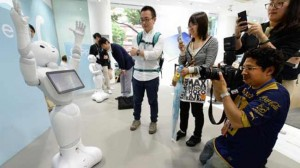 «Technos» et «robots» à la rescousse du Japon