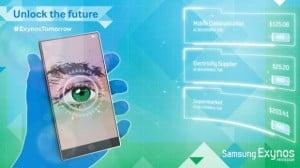 Samsung veut utiliser le scanner rétinien comme système de sécurité pour ses prochains smartphones