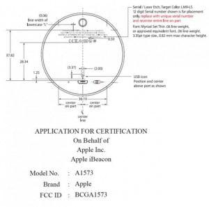 Le schéma qui accompagne la demande de certification d'Apple.