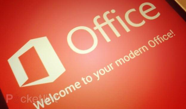 Microsoft Office sur les tablettes Android dès 2014