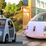 La voiture sans volant de Google pourra dépasser la limite de vitesse autorisée