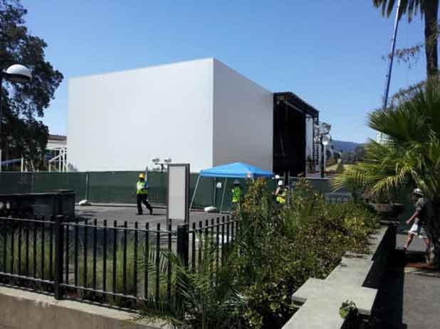 Apple construit un bâtiment… pour dévoiler ses objets connectés ?