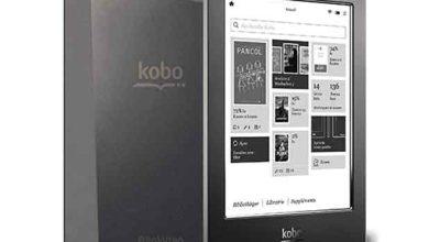 Kobo Aura H2O : une liseuse à la fois étanche et haut de gamme