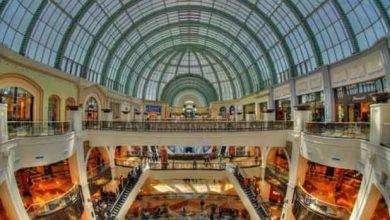 """Le """"Mall of the Emirates"""" de Dubaï, où devrait être installé l'Apple Store."""