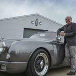 Une Jaguar Mark 2 nouvelle génération pour Ian Callum