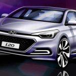 Future Hyundai i20 2015 : les premières images officielles
