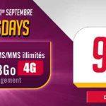 Promotion chez Virgin Mobile : 3 h et 3 Go pour 10 euros/mois