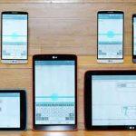 LG G3 UX, elle sera disponible sur les smartphones et tablettes LG entrée et milieu de gamme