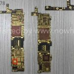iPhone 6 : un emplacement prévu sur les cartes-mères pour la NFC