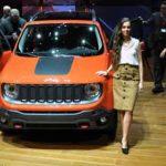 """Jeep se lance dans les mini-""""SUV"""" avec le Renegade produit en Italie"""