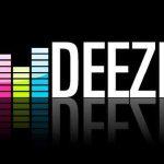 Le logo de Deezer