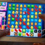 """""""Candy Crush"""" est le titre phare de l'éditeur de jeux pour mobile King."""