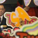 Albert Yeung, patron de Emperor Group, en 2009.