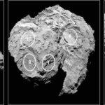Rosetta : la sonde dispose de cinq sites d'atterrissage pour larguer Philae