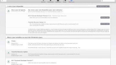 """OS X Yosemite : la troisième version bêta """"grand public"""" est disponible"""