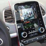 Renault Espace 5 - écran tactile