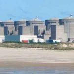 La centrale nucléaire de Gravelines, près de Dunkerque.