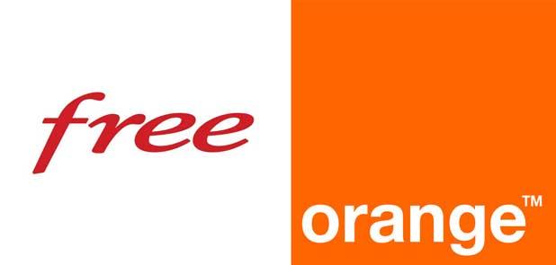 Orange réclame 250 millions d'euros à Free pour violation de brevets