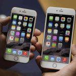 L'iPhone 6 se vend nettement mieux que l'iPhone 6 Plus