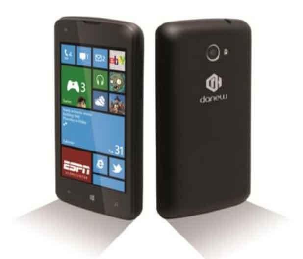 Un Windows Phone à moins de 70 euros