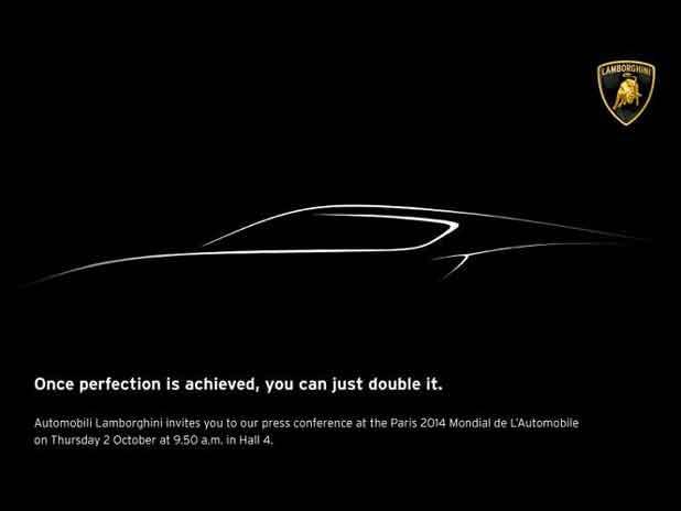 Mondial 2014 : Lamborghini annonce la couleur