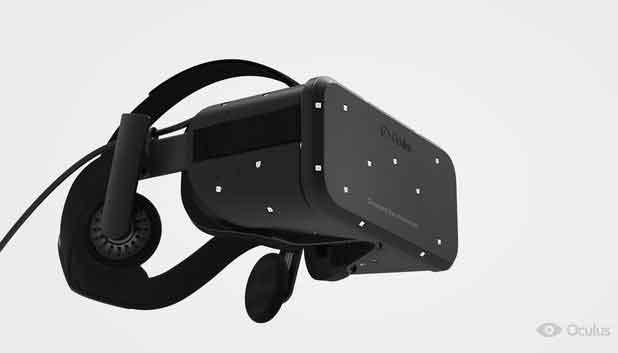 Crescent Bay : nouvelle version améliorée d'Oculus Rift