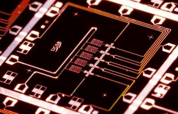 Google va construire son propre ordinateur quantique