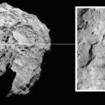 Voici le site choisi pour l'atterrissage du robot-laboratoire Philae chargé d'analyser la comète Chury.