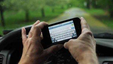 Bientôt des radars anti-SMS au volant ?