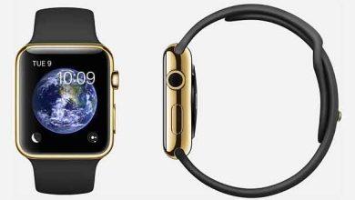 512 Mo de RAM et 4 Go de stockage pour la Watch d'Apple ?