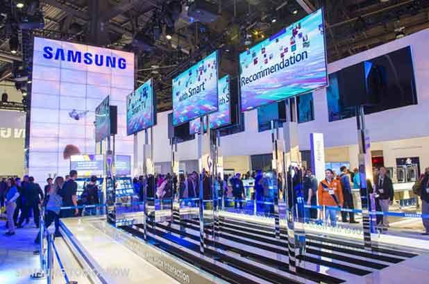 Pourquoi Samsung reste la star indétrônable de l'IFA