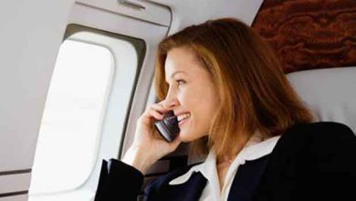 Utiliser son téléphone portable dans l'avion, c'est possible