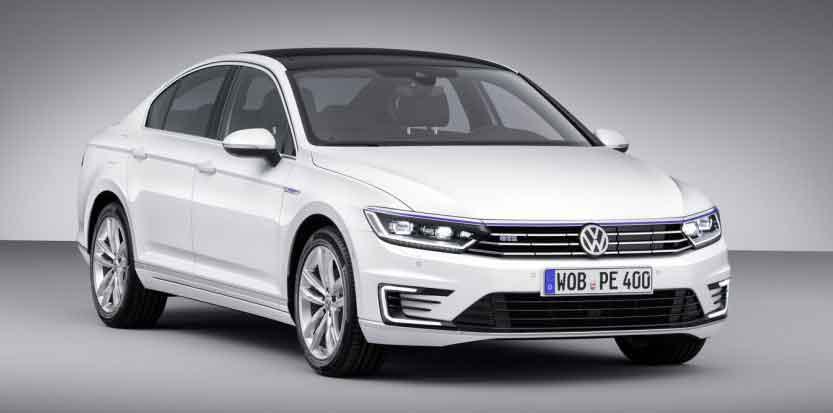Volkswagen Passat GTE : hybride et rechargeable