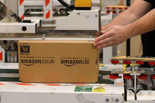 Amazon va ouvrir son premier magasin physique à New York