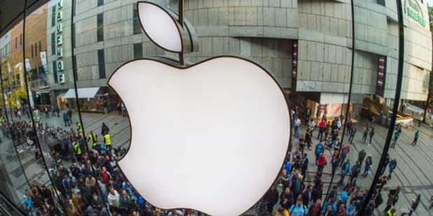 Un Apple store de Munich, en Allemagne, le jour de la sortie de l'iPhone 6.