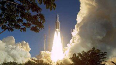 Un cinquième vol réussi pour Ariane 5