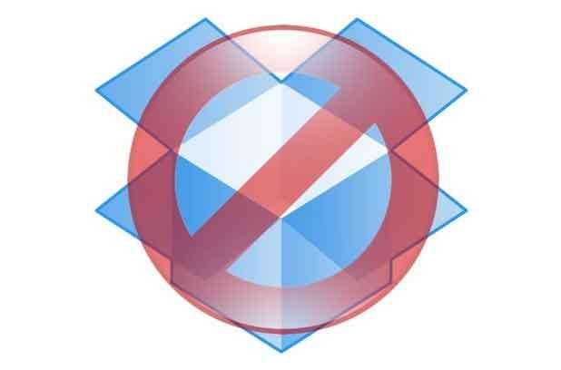 Dropbox : suite à un bug, certains fichiers ont été effacés