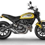 Le Ducati Scrambler se révèle sur le net