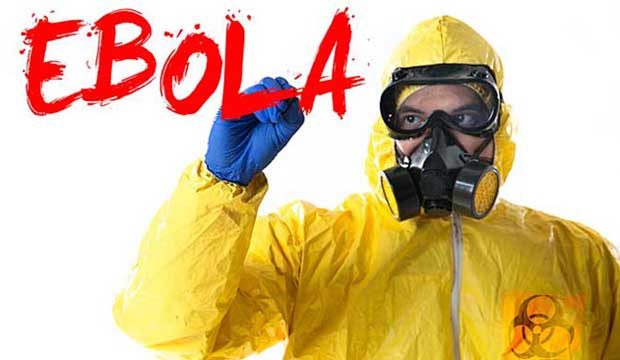 Talbot : Ebola fait même des victimes sur le web !