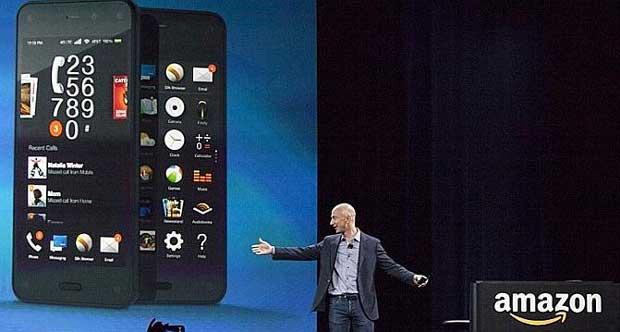 Le smartphone d'Amazon ne se vend toujours pas