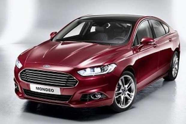Voici la nouvelle Ford, avec des ceintures arrière gonflables, qui aurait dû être belge